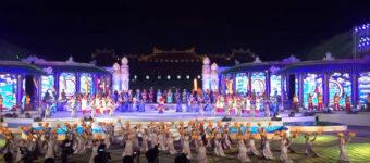 Το φεστιβάλ της πόλης του Χουέ στο κεντρικό Βιετνάμ