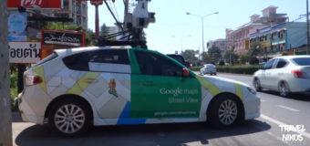 Google Maps Street View στην Ταϊλάνδη