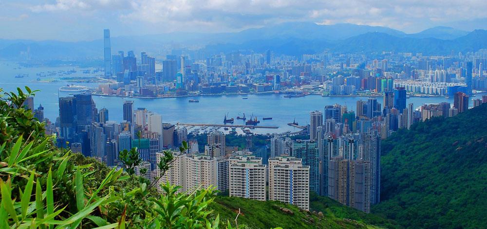 Έλληνες στο Hong Kong - Greeks in Hong Kong