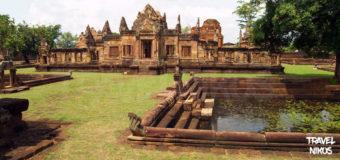 Ιστορικό πάρκο της εποχής των Χμερ