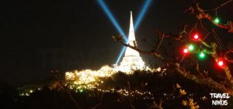 Το Φεστιβάλ στο Ιστορικό πάρκο Phra Nakhon Khiri στην Δυτική Ταϊλάνδη
