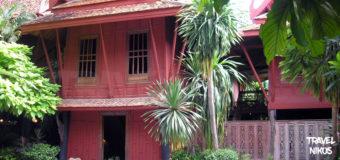 Οικεία και μουσείο του Jim Thompson στην Μπανγκόκ