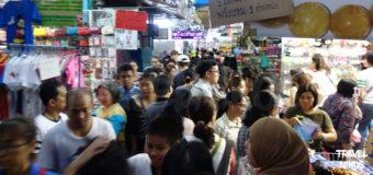 Αγορά Sampeng Lane Κινέζικη Συνοικία της Μπανγκόκ