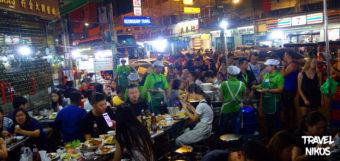 Η Κινέζικη Συνοικία της Μπανγκόκ είναι ένα συναρπαστικό μέρος την νύχτα