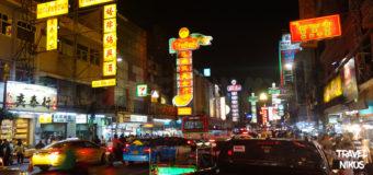 Τα φώτα της οδού Yaowarat, Κινέζικη Συνοικία της Μπανγκόκ