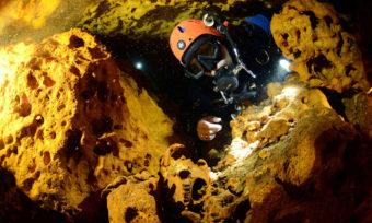 Ανακαλύφθηκε στο Μεξικό το μεγαλύτερο υποθαλάσσιο σπήλαιο στον κόσμο