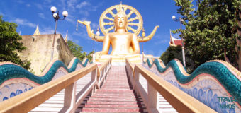 Το μεγάλο άγαλμα του Βούδα στο Κο Σαμούι