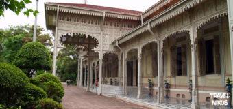 Το μεγαλύτερο παλάτι στο κόσμο χτισμένο με ξύλο teak