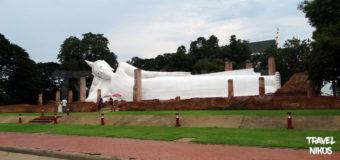 Το μεγαλύτερο ξαπλωτό λευκό άγαλμα