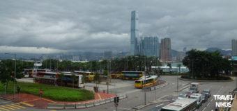 Ο ψηλότερος ουρανοξύστης του Χονγκ Κονγκ International Commerce Centre
