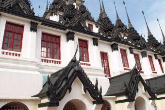 Ναός Loha Prasat στην Μπανγκόκ