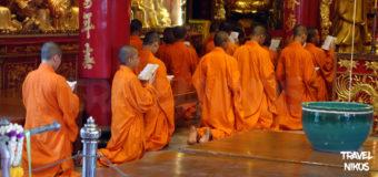 Κινέζικη Συνοικία της Μπανγκόκ Wat Mangkon Kamalawat