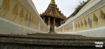 Ναός Wat Phra Phutthabat στην Κεντρική Ταϊλάνδη