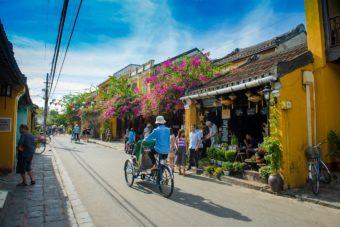 Χόι Αν διατηρημένο παράδειγμα εμπορικού λιμανιού της Νοτιοανατολικής Ασίας