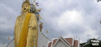Το ψηλό άγαλμα του Βούδα