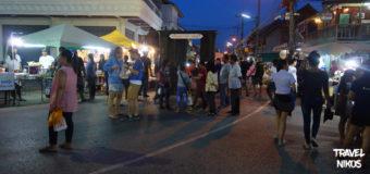 Η αγορά του Σαββάτου του Πράνμπουρι, μοναδικό θέμα στην περιοχή