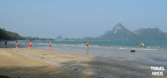 Παραλία Άο Μανάο Πρατσουάπ Κίρι Καν, Ταϊλάνδη