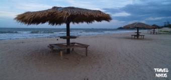 Η παραλία του Τσα Αμ στην Δυτική Ταϊλάνδη