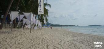 Παραλία Τσαουένγκ στο Σαμούι της Ταϊλάνδης