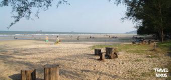 Παραλία Suan Son στην περιοχή του Χουά Χιν