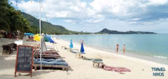 Παραλία Thong Takian στο Κο Σαμούι