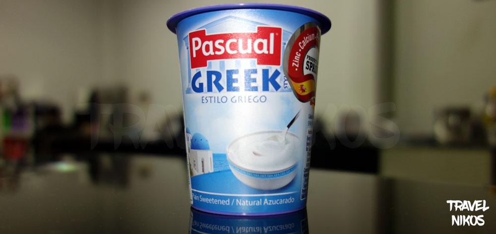 Ελληνικό Γιαουρτάκι Pascual Greek