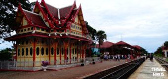 Ο σιδηροδρομικός σταθμός, ένα αρχιτεκτονικό αριστούργημα