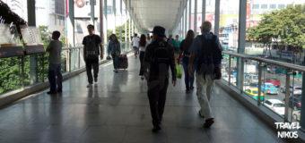 Ο εναέριος πεζόδρομος της Μπανγκόκ