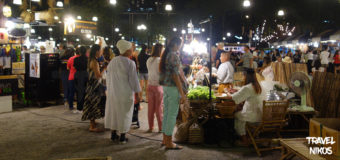 Το μάρκετ Tamarid στο Χούα Χιν της Ταϊλάνδης