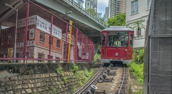 Το Τραμ της Κορυφής στο Χονγκ Κονγκ