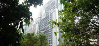 Το κτίριο HSBC στο Χονγκ Κονγκ