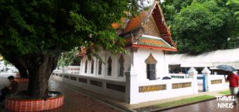 Ο Ναός του μεγάλου Λειψάνου Wat Mahathat