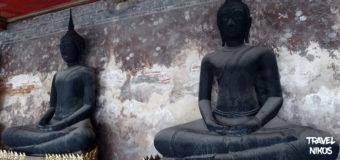 Ναός Wat Suthat και η Γιγάντια Αιώρα στην Μπανγκόκ