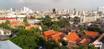 Το χρυσό όρος της Μπανγκόκ