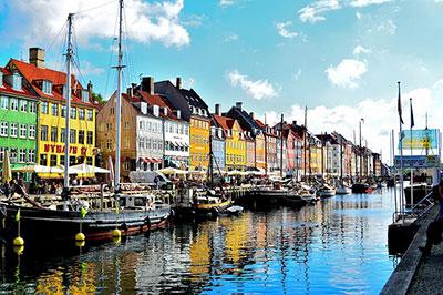 Κοπεγχάγη Δανία, Copenhagen