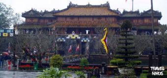 Η αυτοκρατορική πόλη του Χουέ στο Βιετνάμ