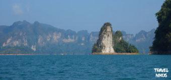 Λίμνη Cheow Lan στο εθνικό πάρκο Khao Sok