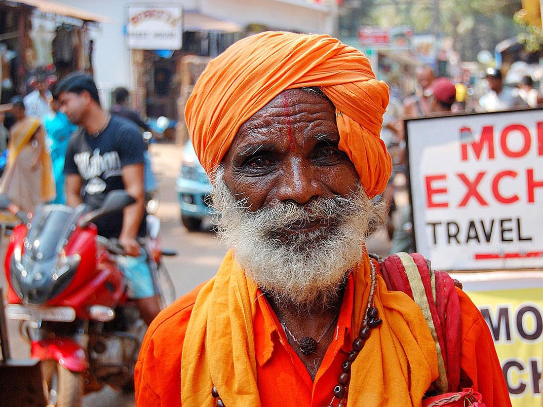 Η Μικρή Ινδία της Μπανγκόκ, Ινδική συνοικία