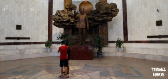 Ένα μουσείο αφιερωμένο στον πρόσφατο ηγέτη του Βιετνάμ Χο Τσι Μινχ