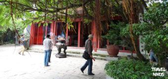 Ναός Ngoc Son, Temple of the Jade Mountain στο Ανόι Βιετνάμ