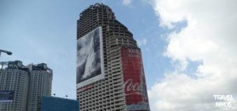 Sathorn Unique Tower ο πύργος φάντασμα της Μπανγκόκ