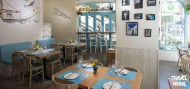 Santorini Greek Restaurant στο Χονγκ Κονγκ