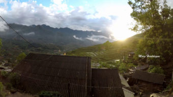 Το Σάπα είναι μια ορεινή πόλη στα βόρεια βουνά του Βιετνάμ
