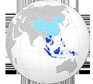 Νοτιοανατολική Ασία