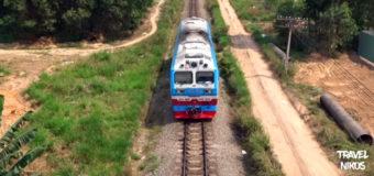 Τρένα στο Βιετνάμ NDVC – Railway and Airline