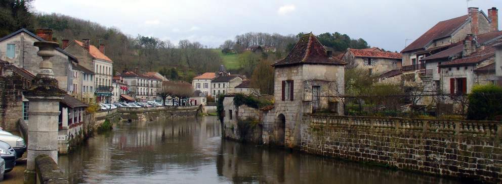 Brantom στο Perigord της Νότιας Γαλλίας