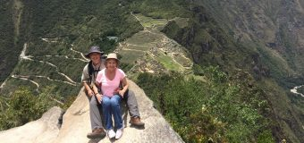 Συνέντευξη με τους Keith και Tina Paul, Εκουαδόρ