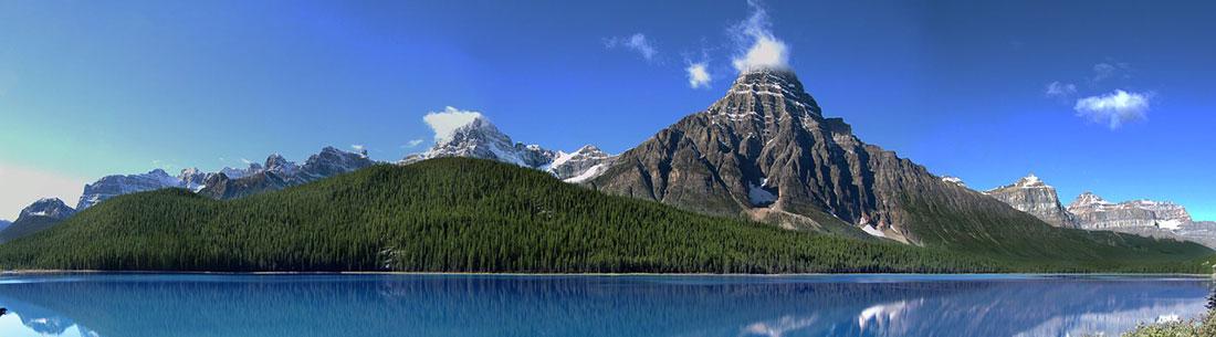 Canada Rocky Mountains British Columbia, Καναδάς