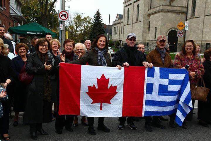Greeks of Canada - Έλληνες του Καναδά