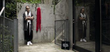 Μιχάλης Γκίνης, σχεδιαστής μόδας, Ιαπωνία